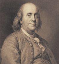 Breve biografía de Benjamin Franklin