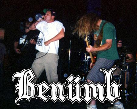 Band photo of Benümb