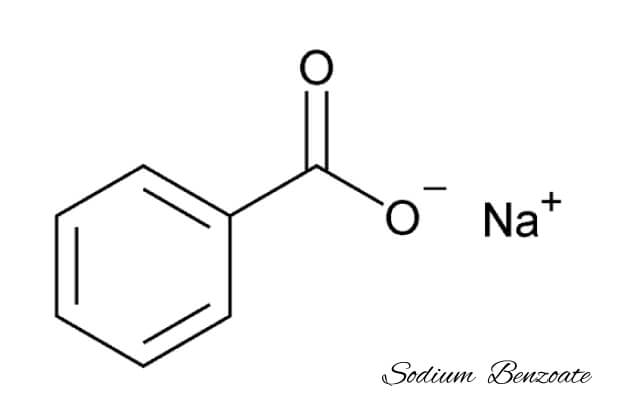 Sodium Benzoate as a food preservative