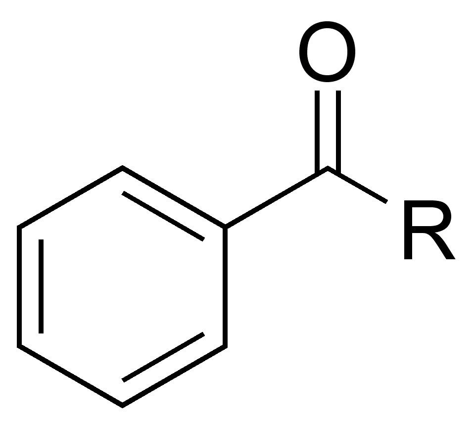 File:Benzoyl group.png