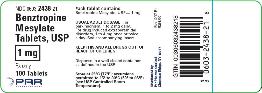 PRINCIPAL DISPLAY PANEL - 1 mg
