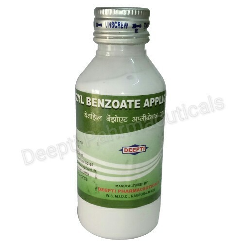 Benzyl Benzoate Application I.P. 50 ml