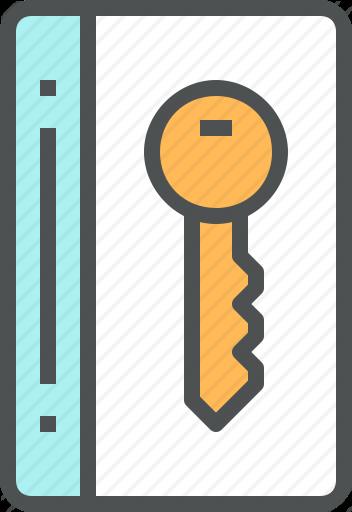 Card-key