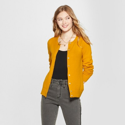 31d684ac0ad389 Women's Long Sleeve Any Day Cardigan – A New Day™ : Target
