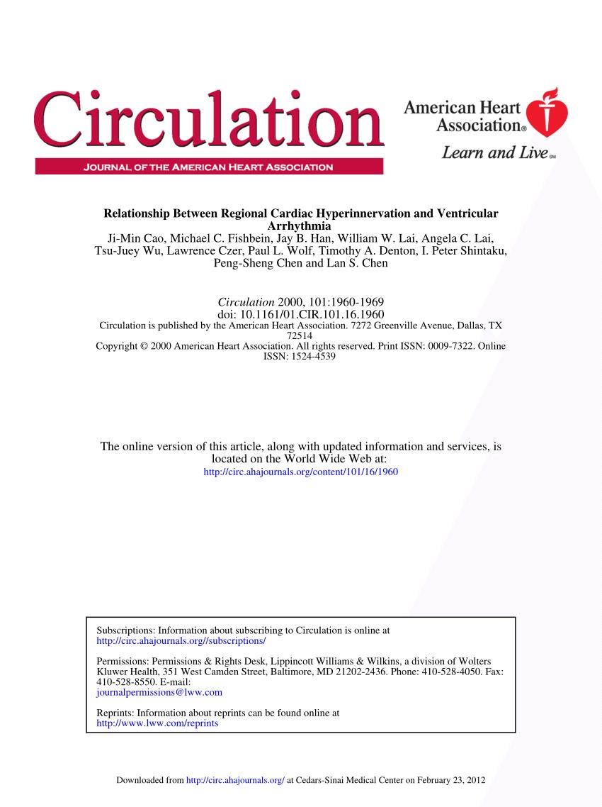 Exploring Cardioneural Signals from Noninvasive ECG Measurement | Request  PDF