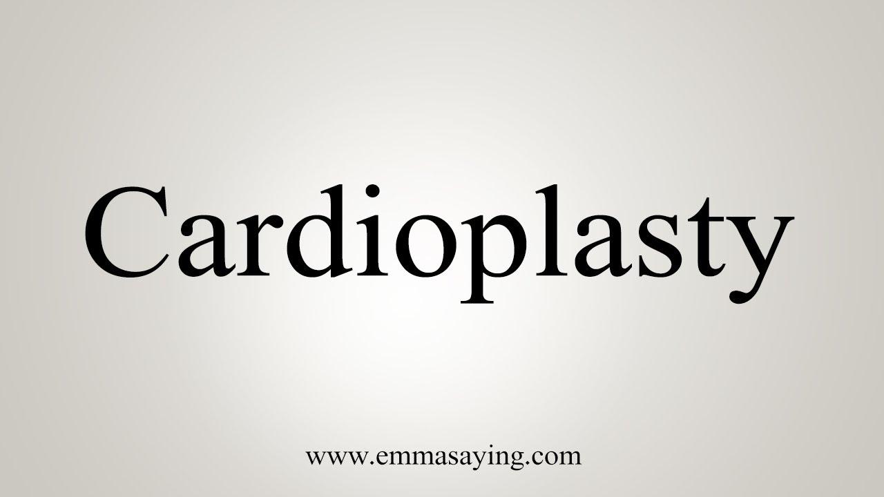 cardioplasty