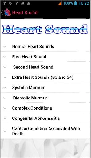 cardiopulmonary murmur
