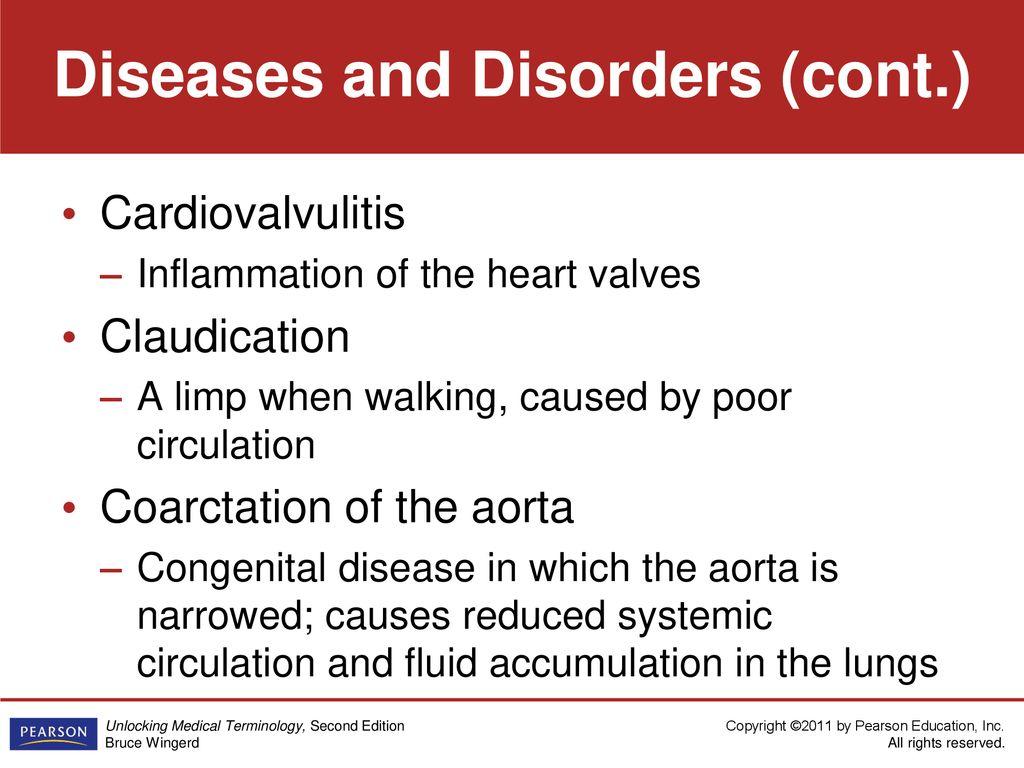cardiovalvulitis