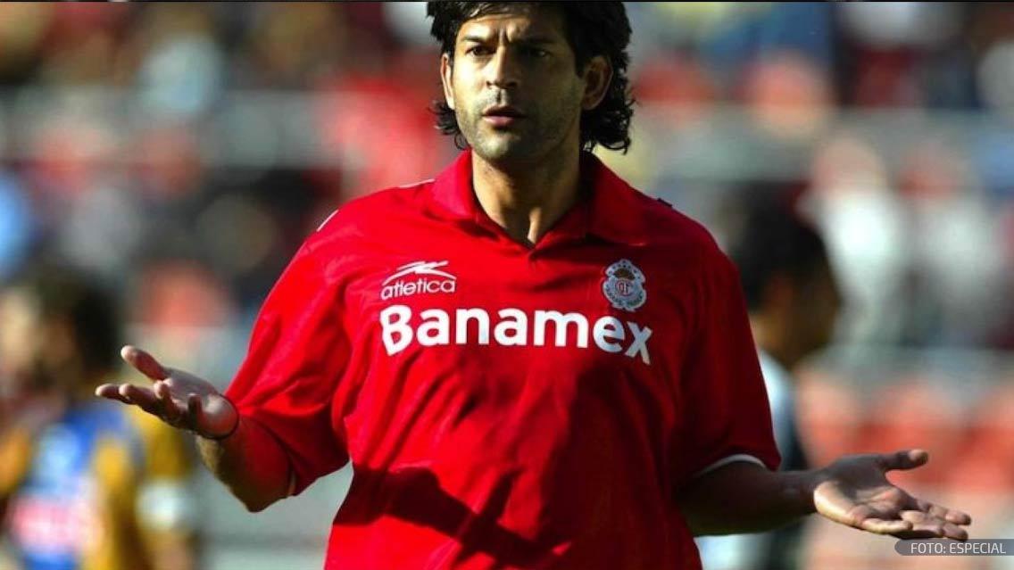 José Cardozo Toluca rechazo América