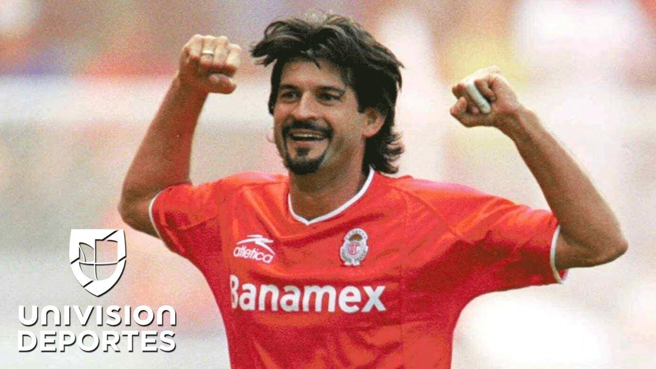 El inolvidable Apertura 2002 de José Saturnino Cardozo: anotó 36 goles