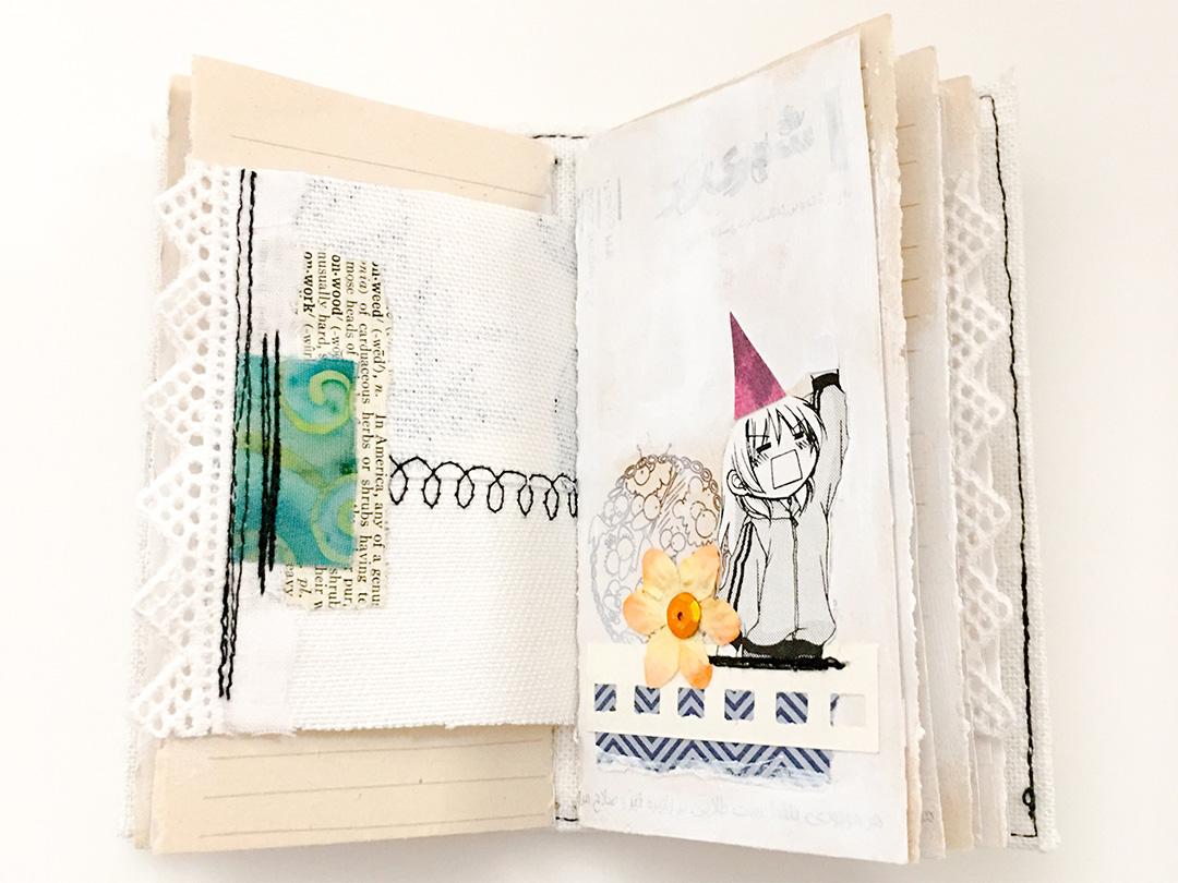 Mini Pocket Journal No.