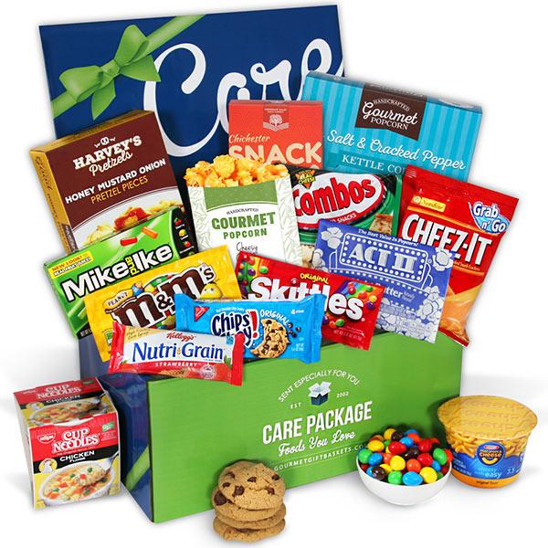 Junk Food Care Package