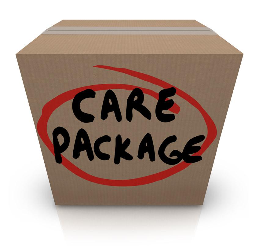 Hospital Care Package Ideas