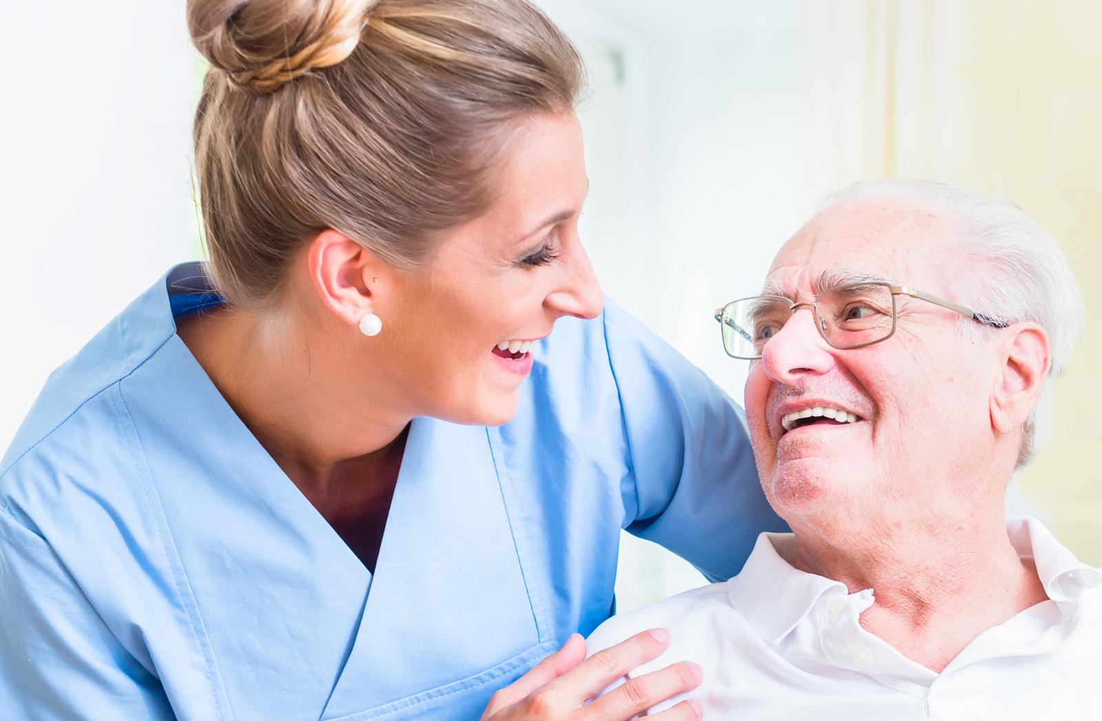Compassionate Caregiver.