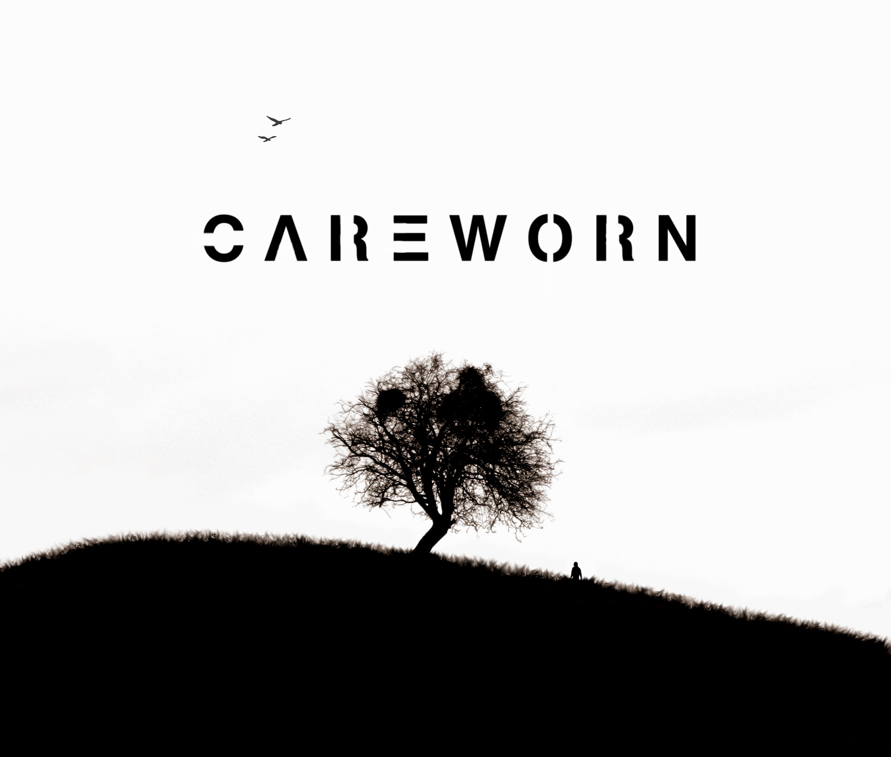 Careworn picture