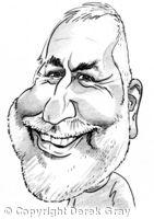 caricaturing