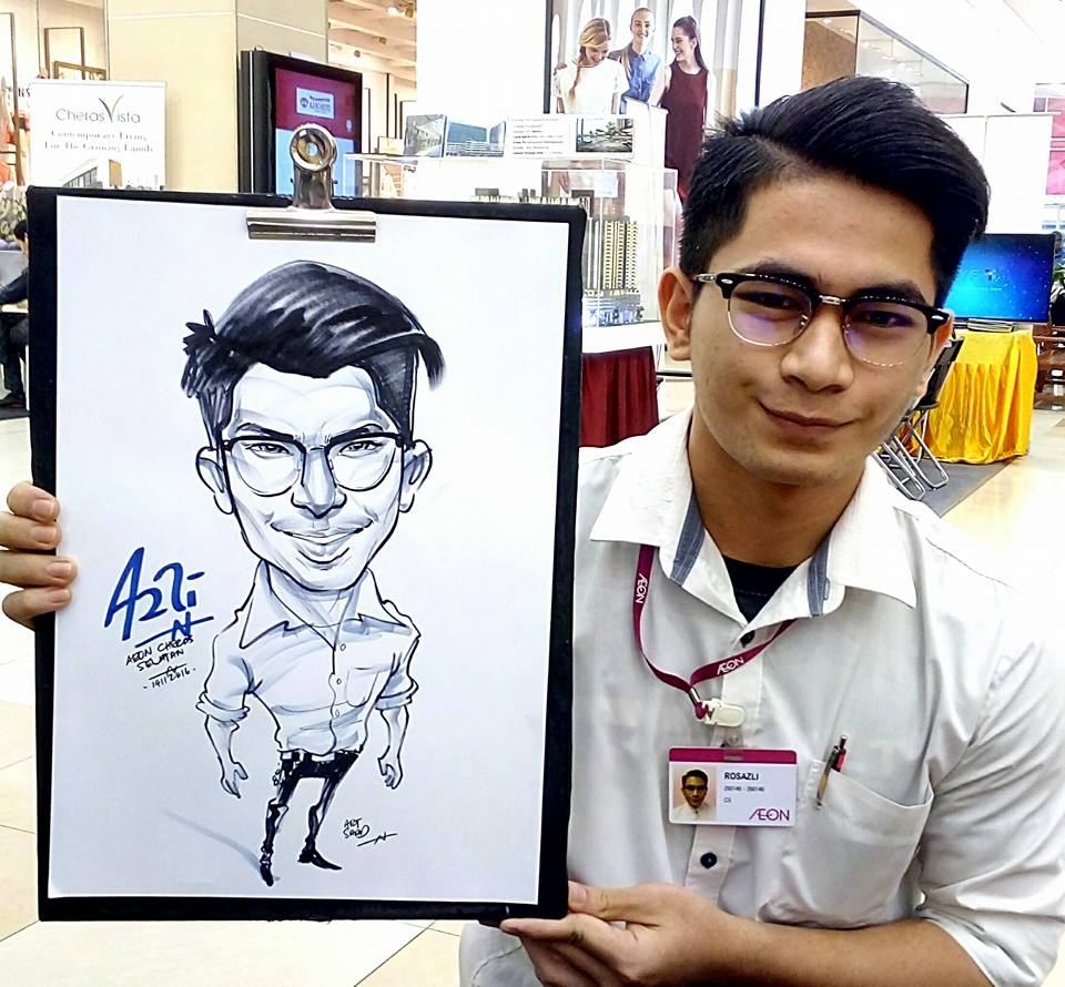 Best-Caricaturist-for-Hire-in-Malaysia-27