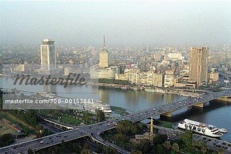 Cario, Egypt - Stock Photo