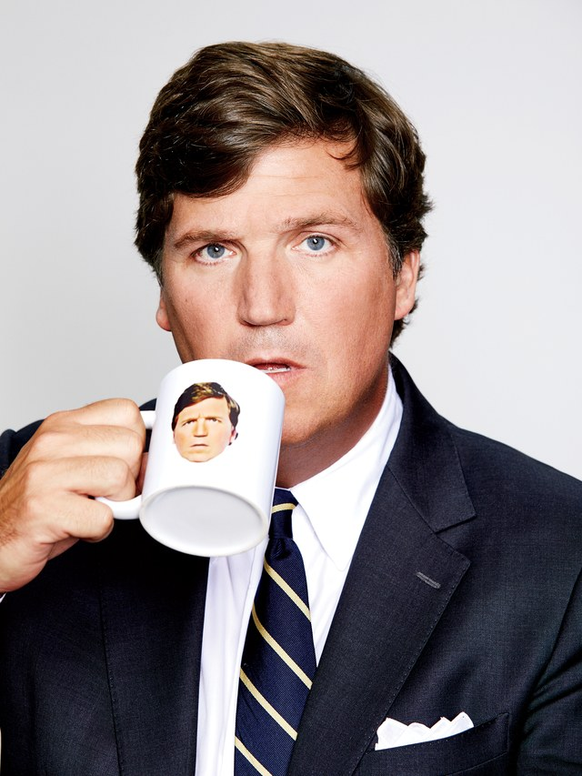 Tucker Carlson Is Sorry for Being Mean