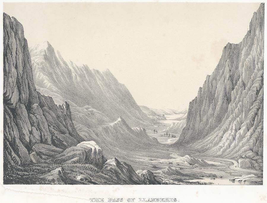 File:The pass of Llanberis (Carnarvonshire, north Wales).jpeg