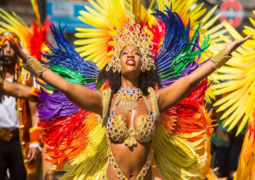 Notting Hill Carnival 2018 -photo-The Times-