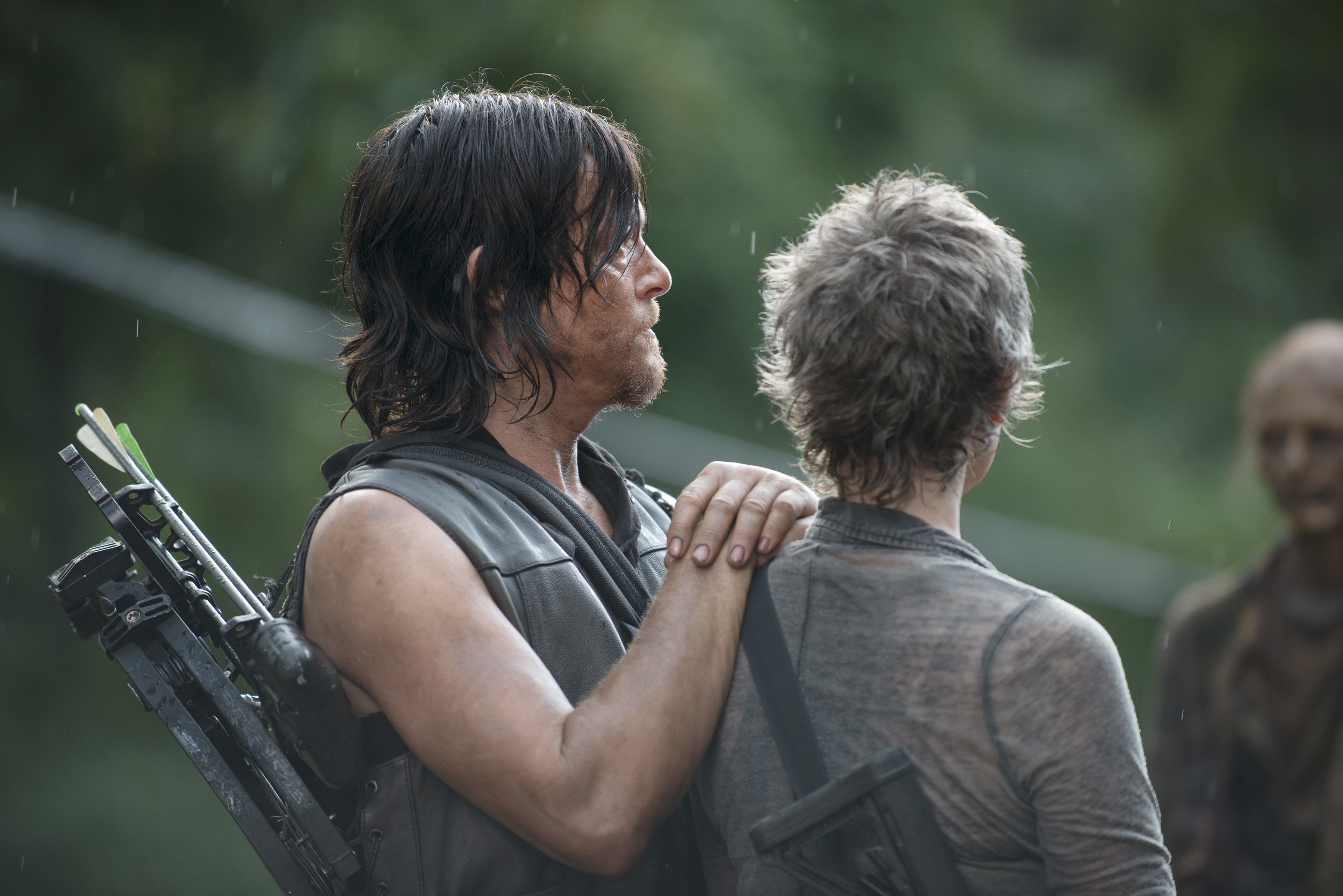 the walking dead, two, caryl