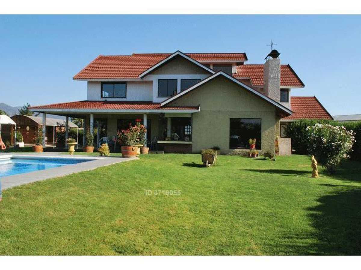 Casa en Venta en Quillota, Acogedora Casa Grande en Parcela, Hermosa  Piscina, Lindos Jardines, Centro Quillota. - 3719055