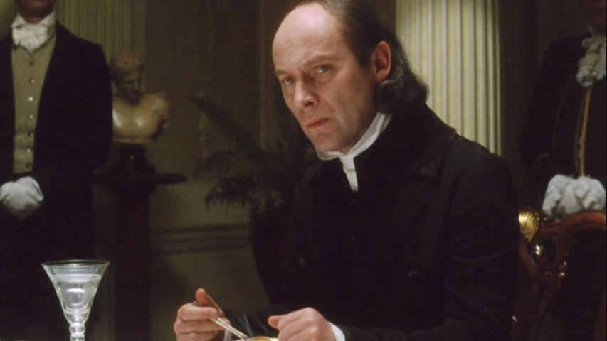 The Reverend Edward Casaubon