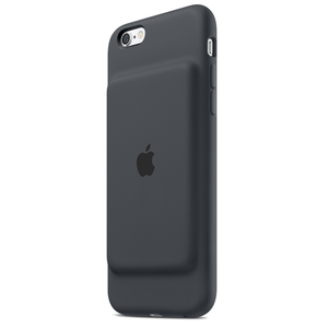Funda Smart Battery Case para el iPhone 6/6s - Gris carbón