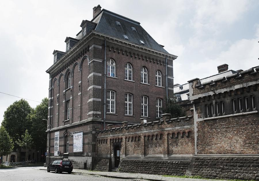 Block E of the Leopold Casern