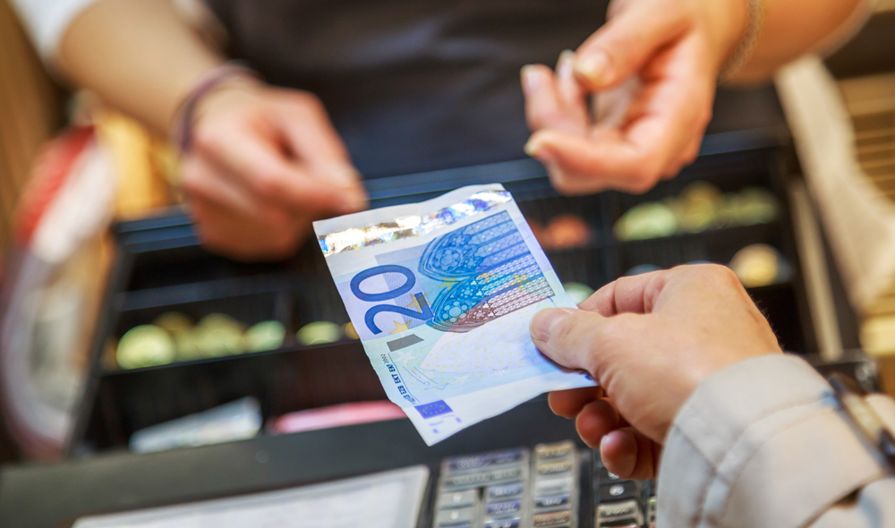 NEW REPORT: Straight Talk About Cash In Europe