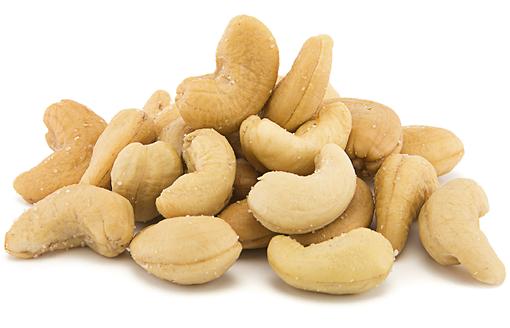 Roasted Cashews (Salted)