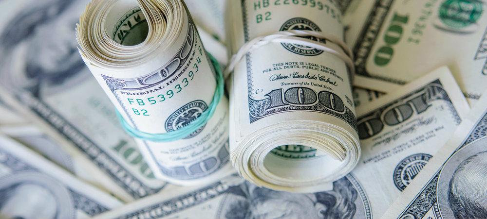 cashing