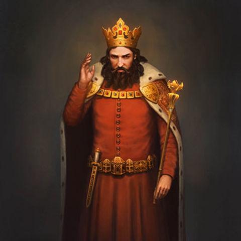 Concept Art of Casimir III
