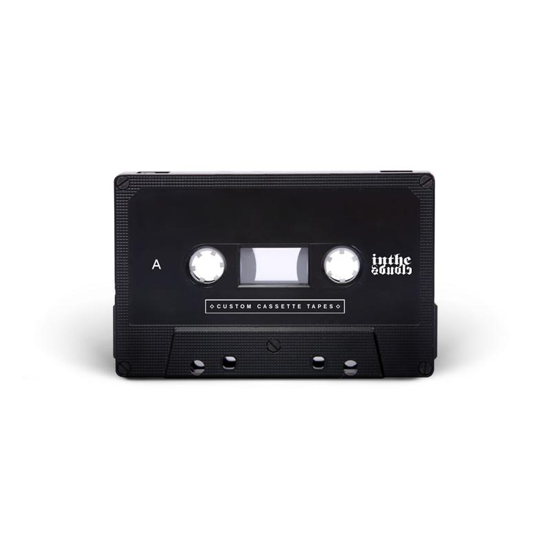 Custom Cassette Tapes