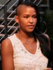 Cassie in 2012.