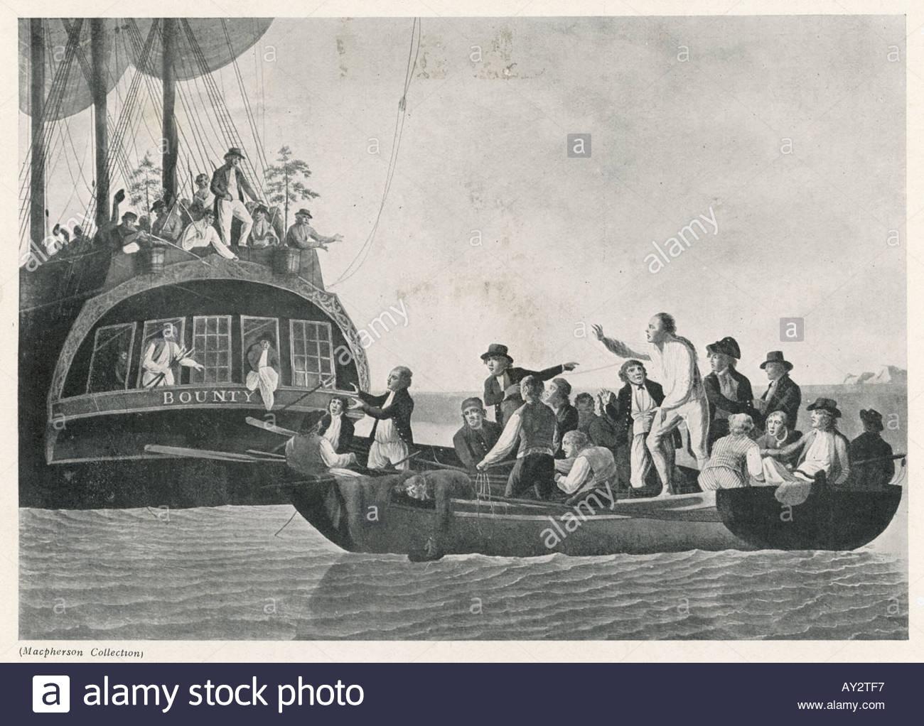 Bligh Cast Adrift