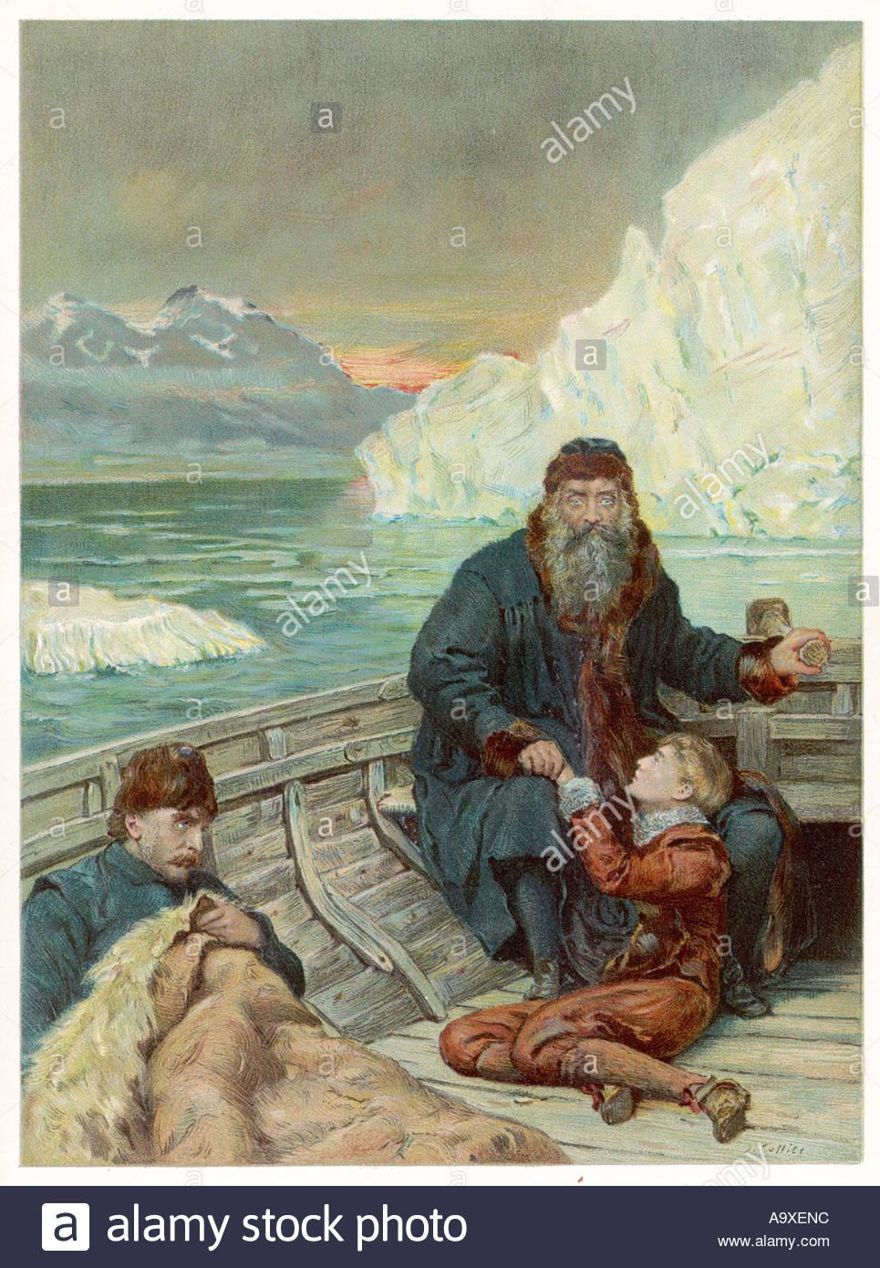 Hudson Cast Adrift