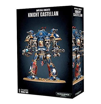 Traveller Location: Imperial Knights Knight Castellan Warhammer 40,000: Toys & Games