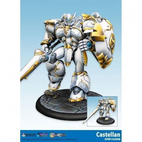 Figuras en Miniatura CASTELLAN Relic Knight referencia SPM142008 Soda Pop  Studio