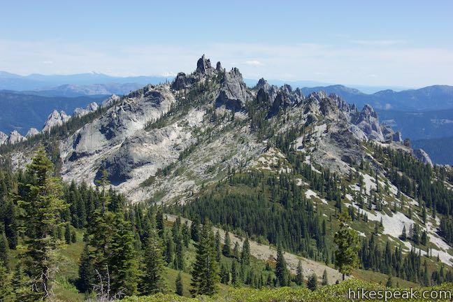 Castle Crags California