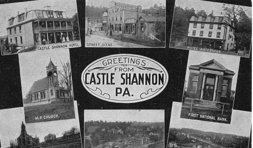 Castle Shannon History In Pictures