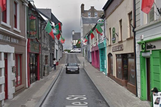 Castle Street, Co Mayo