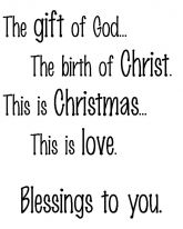 Catalog: Christmas - Verses Rubber Stamps Christmas Verses, Christmas Sheet  Music, Christmas Tag