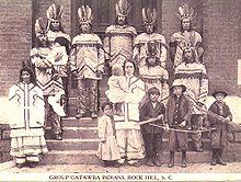 Catawba en la exposición de 1913.