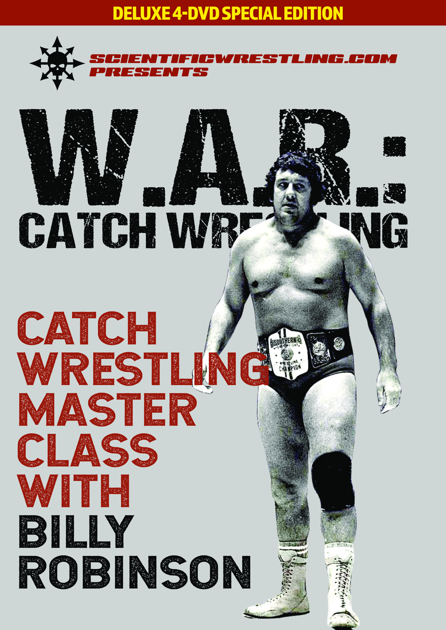 W.A.R. Catch Wrestling: Lessons in Catch-As-Catch-Can with Billy Robinson