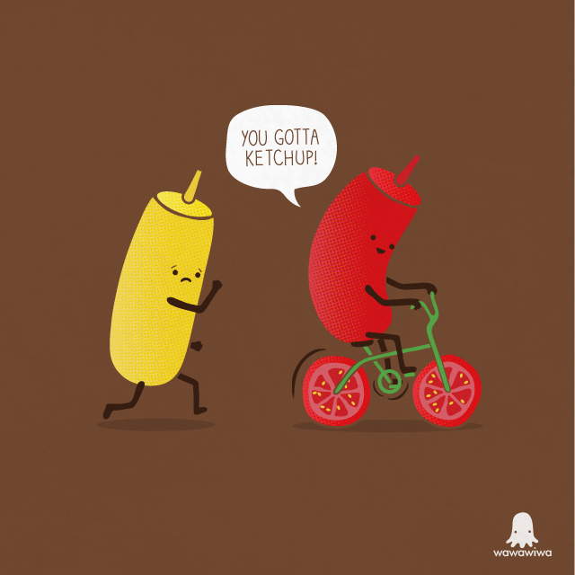 Image result for funny ketchup