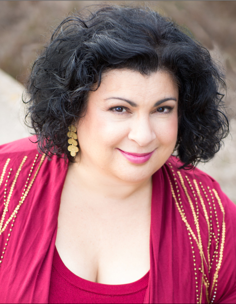 Caterina Rando, MA, MCC