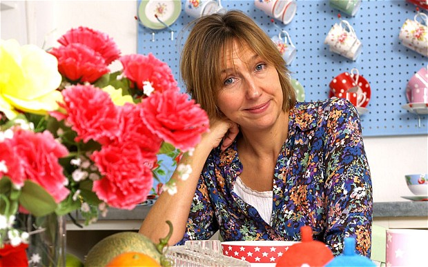 Cath Kidston has admitted that she is far from being a domestic goddess in  her own