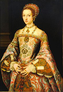 The Melton Constable or Hastings portrait of Queen Catherine.